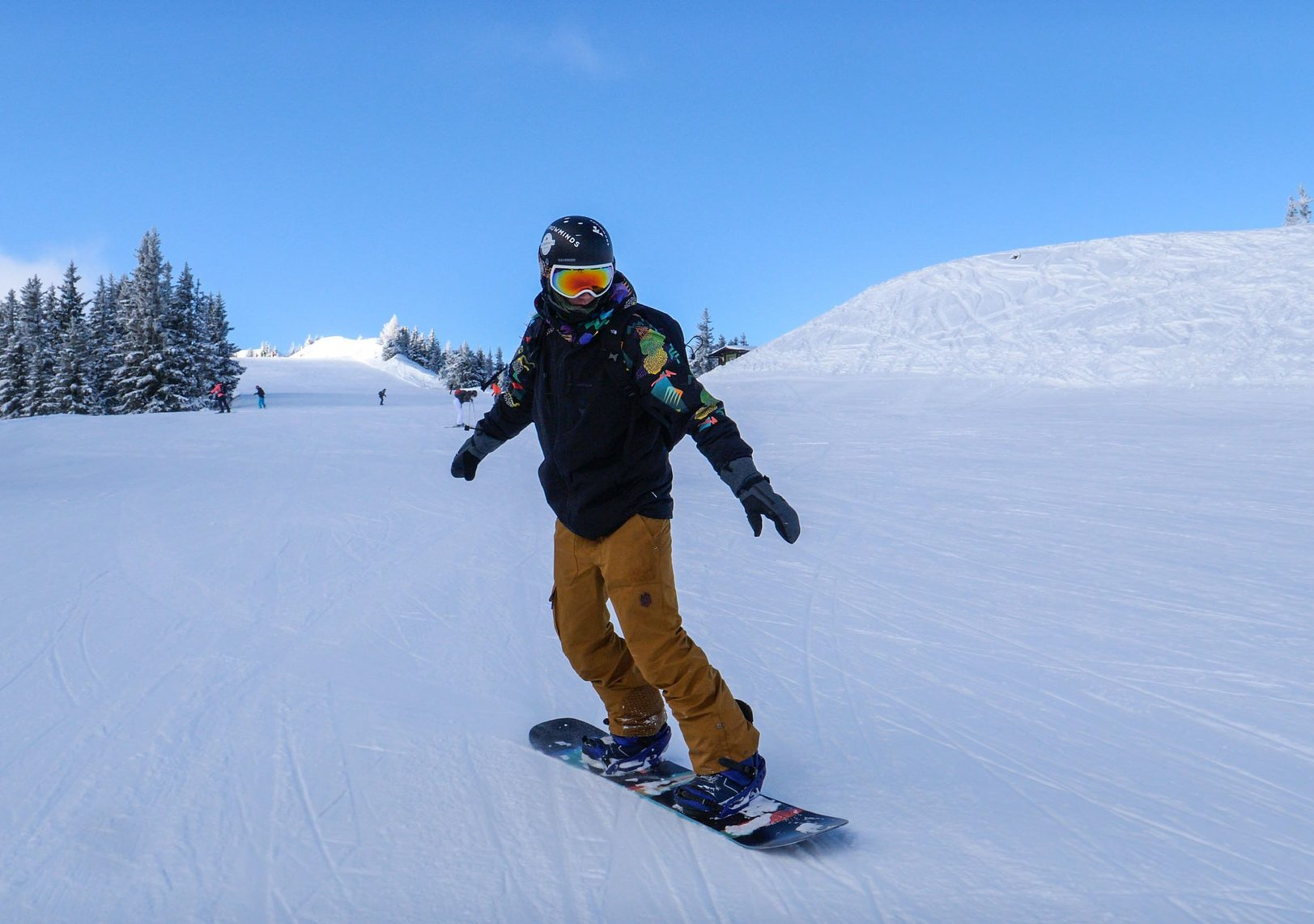 Snowminds Snowboard Instructor Course Japan