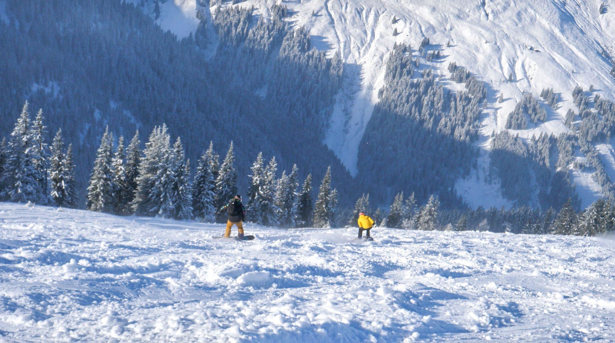 Experienced instructors in Switzerland